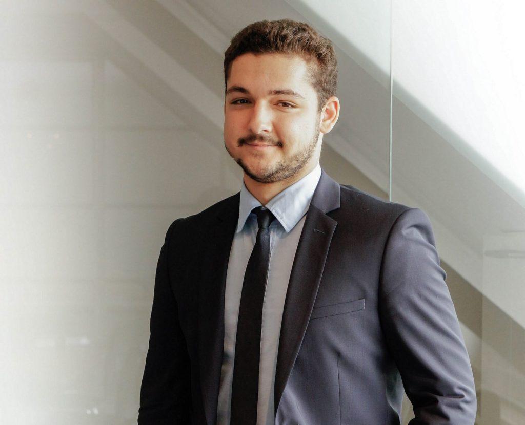Kevin Baggenstos-Juristische Mitarbeiter